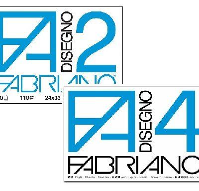 Album Fabriano F2 F4